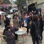 Kolin için imza toplayan AKP kadın kolları: Yırcalılar kanser olmayacakları yere gitsinler