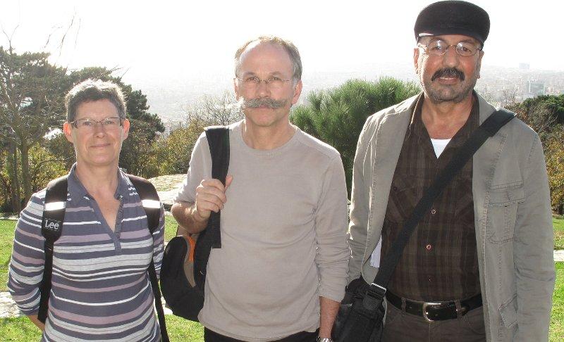 Açlık grevinden yeni çıkan Fransız Çiftçi André ve  eşi Josiane Bouchut ile söyleşi