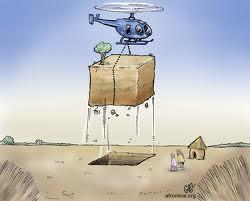 Politik bir eylem olarak toprak gaspı