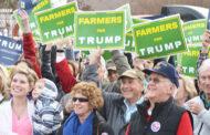 Trump'a isyan eden çiftçi: Kendi soframızı bile kuramıyoruz