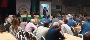 """Üzüm-Sen Forumu : """"Yeni bir toplumsal düzen için mücadele"""""""