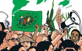 Dünyayı besleyen yüz milyonlarca çiftçinin küresel hareketi La Via Campesina ne için mücadele ediyor?