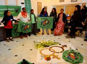 Dünyanın Kadın Çiftçileri Tarım Politikalarını Değerlendirdi