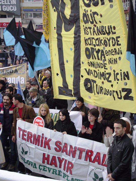 Çevre hareketi ve ekolojik mücadele / Hakan Yurdanur
