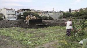 AKP'li belediye boş durmuyor:Yedikule Bostanları Koruma Girişimi'ne saldırı, tehdit, takip