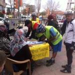 Yırca'da zeytinler için imza kampanyası