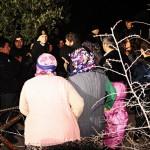 Yırca'da Kolin'in özel güvenliğinden köylüye saldırı