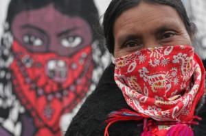 Latin Amerika'da yerli kadınların üçlü mücadelesi: Yoksul, yerli ve kadın olmak (EZLN örneği)* / Sibel Özbudun