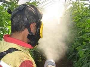 Pestisitlerin Sürdürülebilir Kullanımı Direktifi'ne tepki